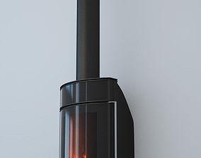 Wood Stove FS 3D model