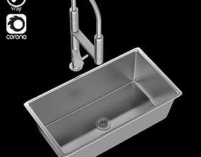 sink set-ss1 3D model