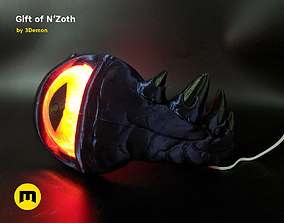 Gift of NZoth World of Warcraft 3D printable model