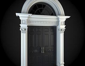 design residential-building Door 3D model
