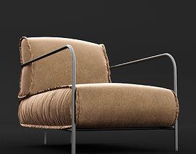 3D Lounge chair 2