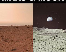 Planet Surface 3D