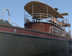 3D Tarz-i Nevin Steamboat