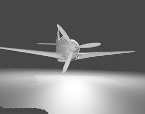 Yak 3 3D print model