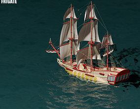 3D Fregate - Shtandart Eagle