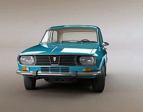 3D model Renault 12 - Dacia 1300