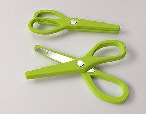 Scissors v1 3D model