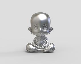 little Buddha 3D printable model