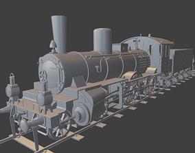 3D printable model Lokomotiv