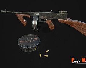 3D model Thompson v1 HighRes