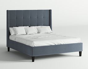 Kaza Bed by Rooma Design 3D