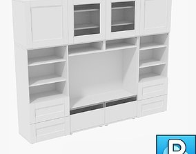 furniture TV cabinet 3D