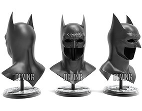 BATMAN DEAD END COWL 3D printable model