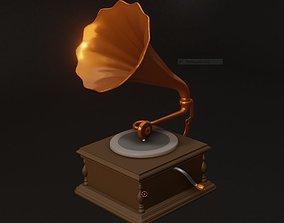 3D audio Gramophone