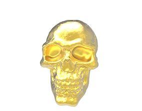 3D print model Modified Skull