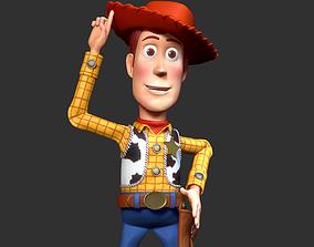 3D printable model figurines Woody - Toy Story Fan art