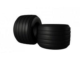 3D model F1 Bridgestone Tire