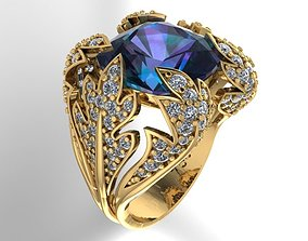jewelry-ring ring fashion 3D print model