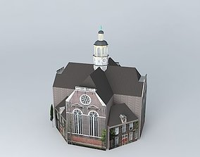 3D The New Church Groningen