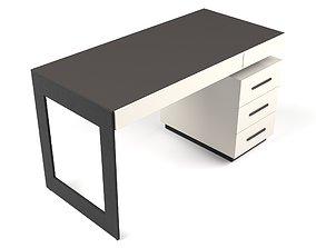 Universal Furniture - Duchamps Writing Desk 3D asset