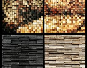 Wood panel 1 3D model