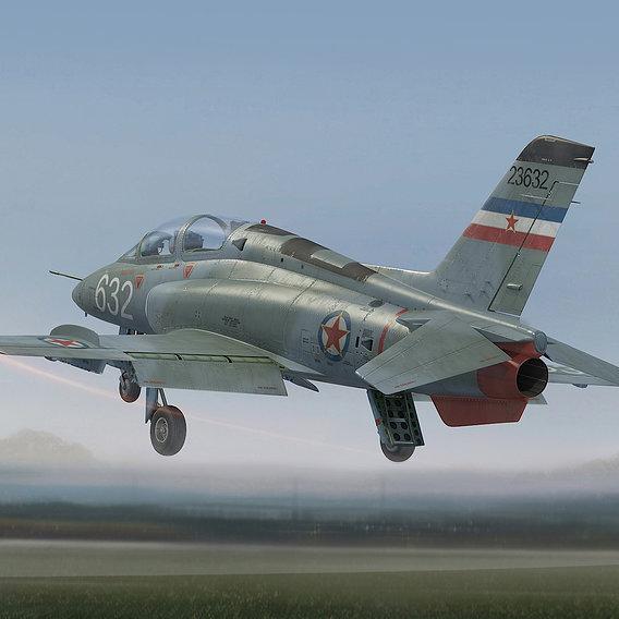G-4 Super Seagull (Super Galeb)
