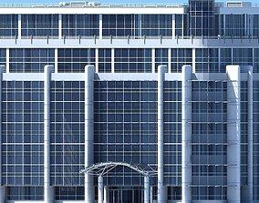 3D model Office Building 707