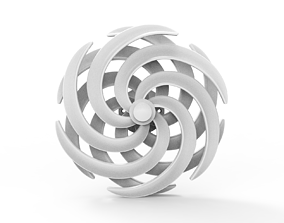 DECOR SPIRAL 3D printable model