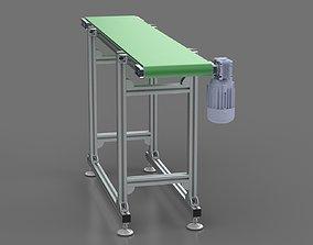 driven Conveyor 3D model