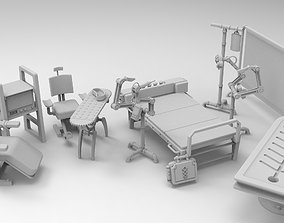WARGAME FURNITURE 3D print model