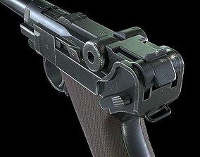 Luger 3D model