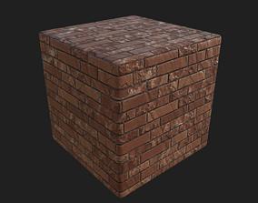 3D model custom Brick