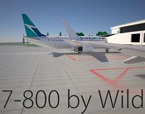 3D Boeing 737-800WL by WildCatX