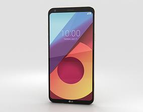 LG Q6 Gold 3D