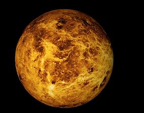 Venus 3D Realistic