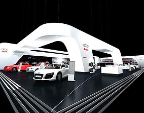 3D Audi Auto Show