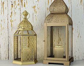 Lanterns by ZARA HOME 3D model patio