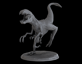 3D printable model Hunting Creature