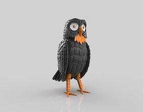 3D print model Owl haunted mansion
