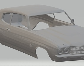 Chevelle SS Printable Body Car