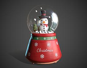 Christmas Globe 3D model