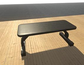 3D model Weight Bench
