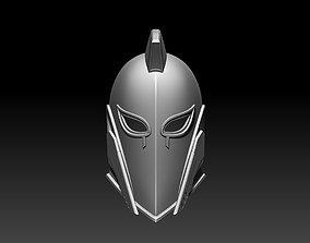 Doctor Fate helmet mask for cosplay 3D printable model 4