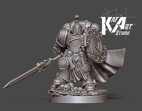 Space Spartan 3D print model