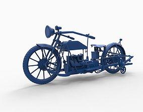 3D printable model Motorcycle mod25