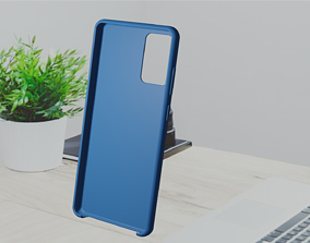 Samsung Galaxy S20 PLUS TPU case 3D print model