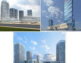 Cityscape 4-6 3D model