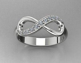 3D print model Ring eight