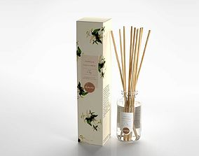 3D model Dani Vanilla Fragrance Diffuser
