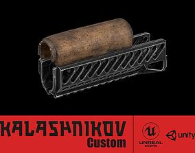 AK - Handguard - B10 3D model